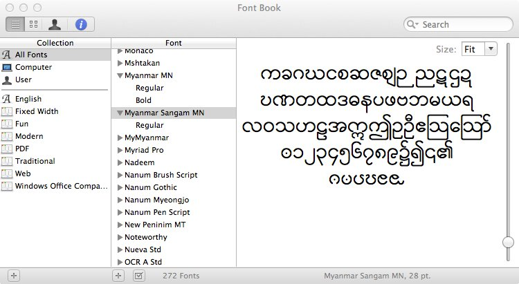 myanmar sangam mn font download